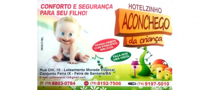 Hotelzinho Aconchego da Criança