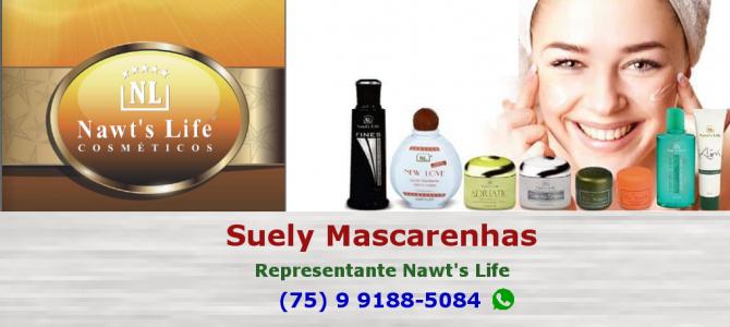 Representante Nawt's Life – Suely Mascarenhas