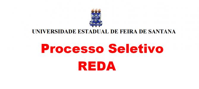 [Feira IX] UEFS: Inscrições para 49 vagas de emprego temporário – REDA