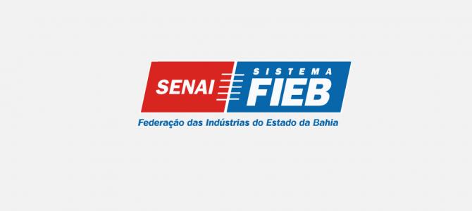 [Feira IX] SENAI Feira de Santana – Inscrições abertas para 500 vagas