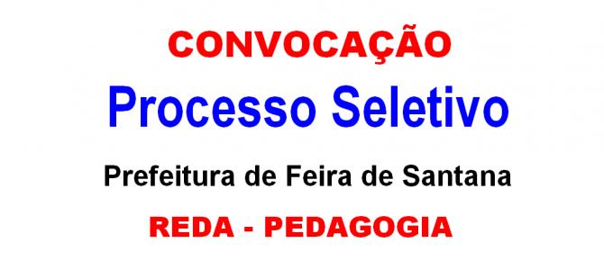Prefeitura de Feira de Santana convoca 300 professores aprovados em processo seletivo!