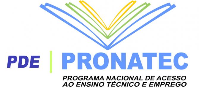 Cursos PRONATEC FIC – Faça já sua inscrição!